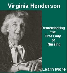 Virginia Henderson