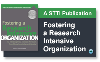 Fostering a Research Intensive Organization